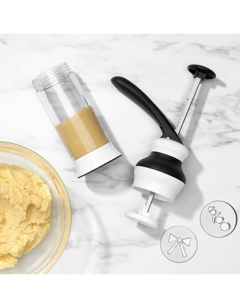 OXO Cookie Press with Storage Case