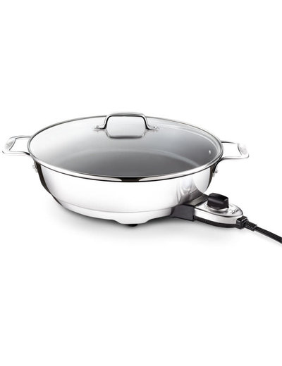 All-Clad Nonstick Electric Skillet 7 Qt