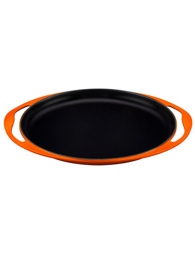 Le Creuset Oval Skinny Griddle 12.25 in