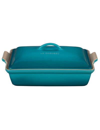 Le Creuset Heritage Covered Rectangular Casserole 4 qt