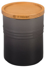 Le Creuset Canister w/Wood Lid 22 oz