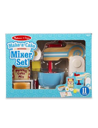 Melissa & Doug Make-A-Cake Mixer Set IA