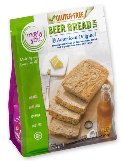 The Beer Bread Company Gluten Free Original Beer Bread