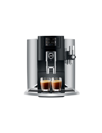 Jura E8 Coffee Center  Piano Black *