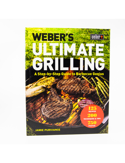 Houghton Mifflen Harcourt Weber's Ultimate Grilling