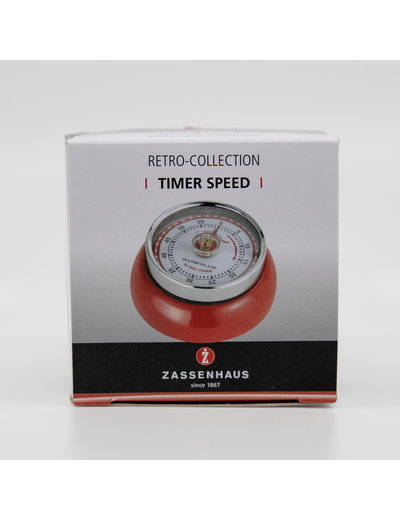 Zassenhaus Kitchen Timer Retro