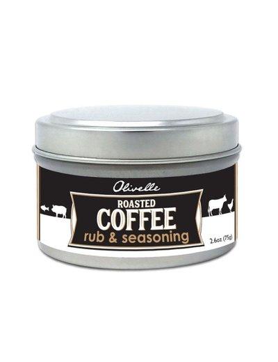 Olivelle Rub Roasted Coffee