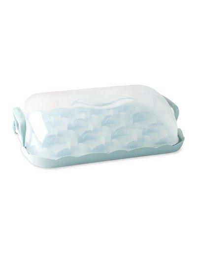 Nordic Ware Reversible Cake & Cupcake Carrier