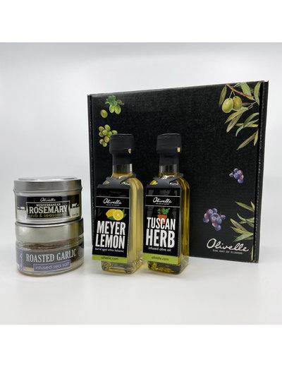 Olivelle Lemon & Herb Marinated Chicken Recipe Kit