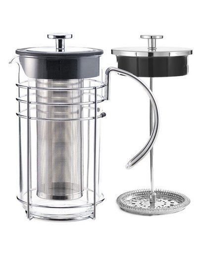 GROSCHE French Press Madrid 4-in-1 System