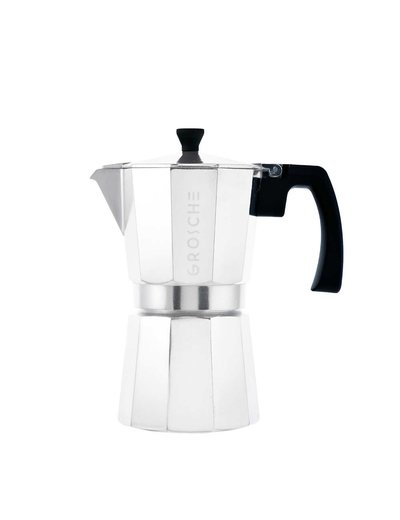 GROSCHE Stovetop Espresso Coffee Maker