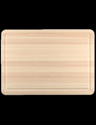 Shun Hinoki Cutting Board Lg w/ Juice Groove