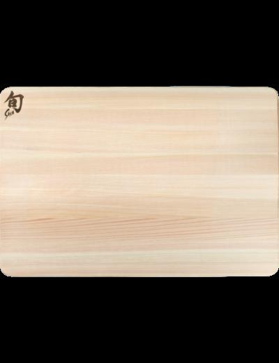 Shun Hinoki Cutting Board - Medium 15.75