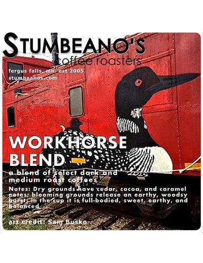 Stumbeanos Coffee Workhorse Blend*