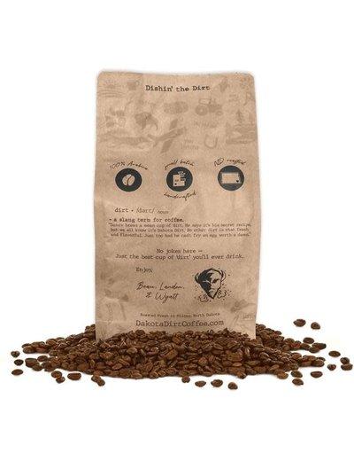 Dakota Dirt Flatlander - 12oz. (single bag)*