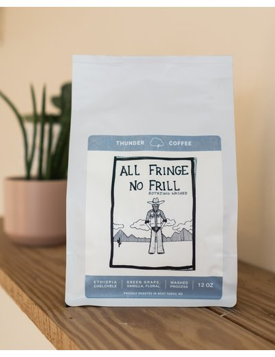Thunder Coffee All Fringe No Frill Coffee Beans*