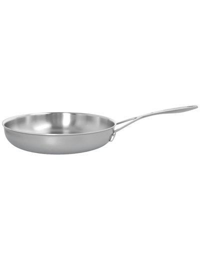 Demeyere Industry 5-Ply 11-inch Stainless Steel Fry Pan