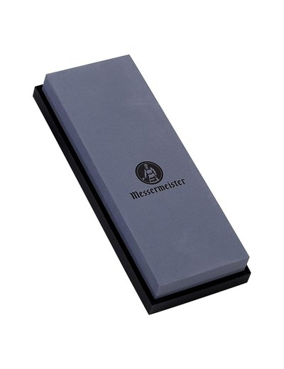 Messermeister Two-Sided Water Sharpening Stone 400/1000