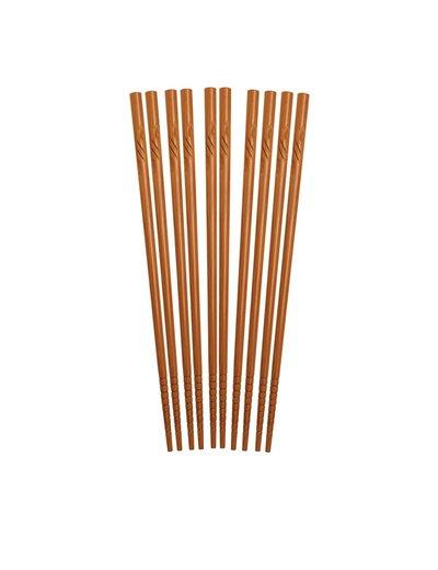Harold Import Co. Engraved Chopsticks 5/Set