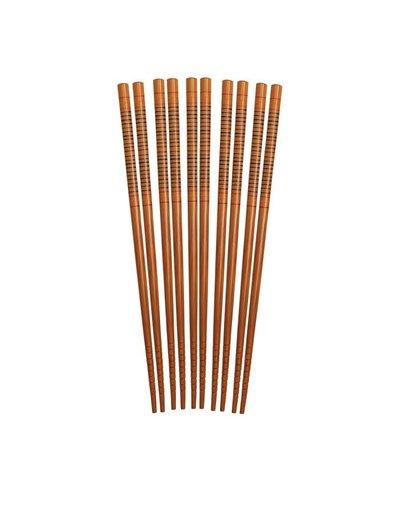 Harold Import Co. Silk Wrapped Chopsticks 5/Set