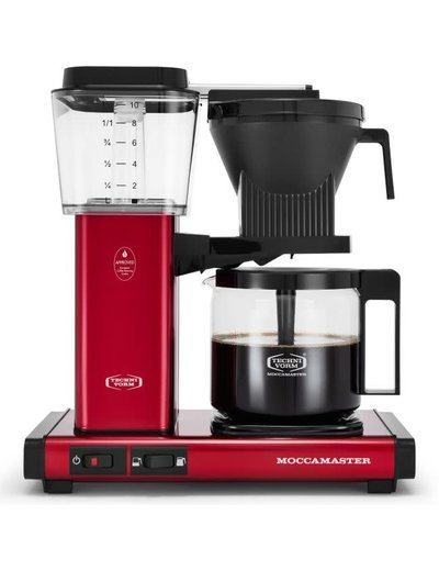 Moccamaster KBGV Automatic Drip-Stop Auto-off 100 Min. 10 Cup