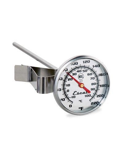 Escali INSTANT READ LG DIAL THERMOMETER