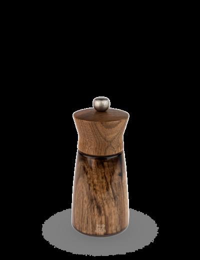 Peugeot Meribel Pepper Mill Acrylic/Walnut 14 cm