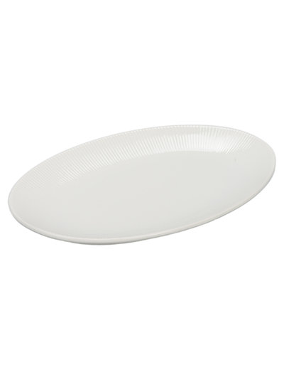 BIA Ribbed Oval Platter