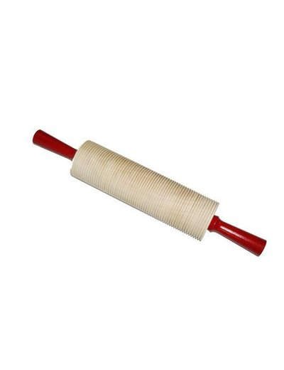Bethany Housewares Single Cut Lefse Rolling Pin IA