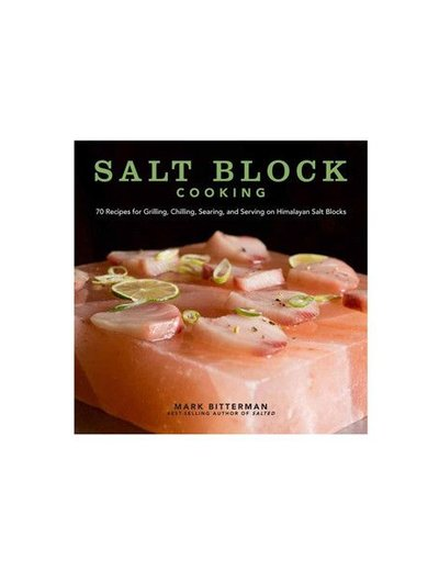 Andrews Mcmeel Salt Block Cooking Cookbook