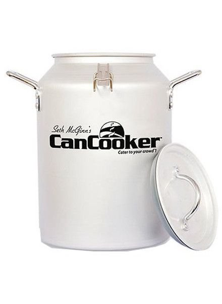Cancooker Cancooker Anodized Almuninum Cooker