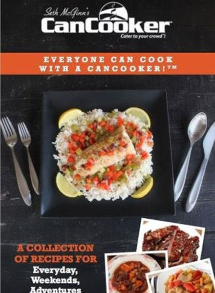 Cancooker CanCooker Cookbook