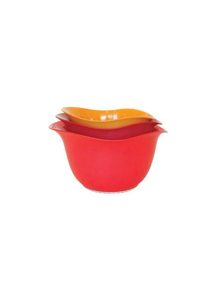 Architec Housewares EcoSmart 3-Piece Mixing Bowl Set