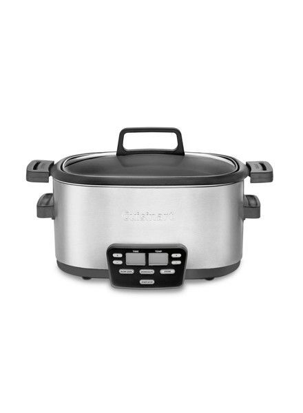 Cuisinart 6-Quart 3-in-1  Multi-Cooker Cook Central