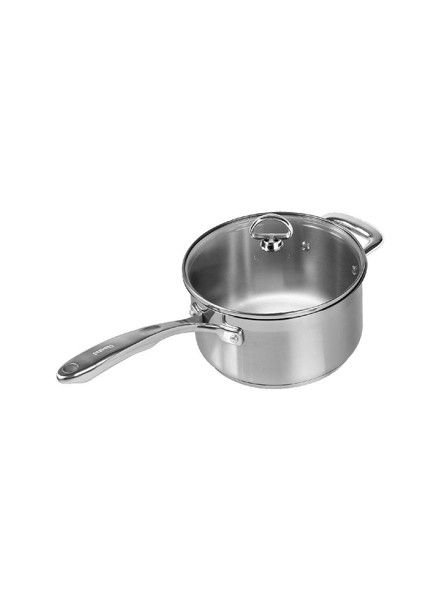 Chantal Induction 21 Steel Saucepan with Lid
