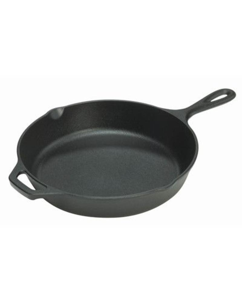Lodge Seasoned Cast Iron Skillets