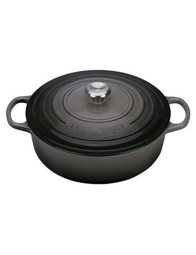 Le Creuset Signature Round Wide Oven 6.75 qt