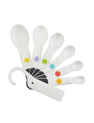 OXO Measuring Spoon Set - White