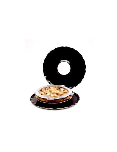 Norpro Nonstick Pie Oven Splatter Guard