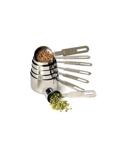 RSVP Measuring Cups - 7 piece