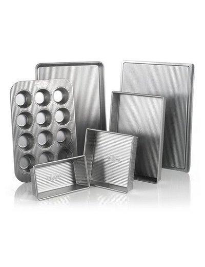 USA Pans 6pc Bakeware Set IA