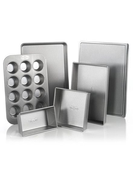 USA Pans 6pc Bakeware Set