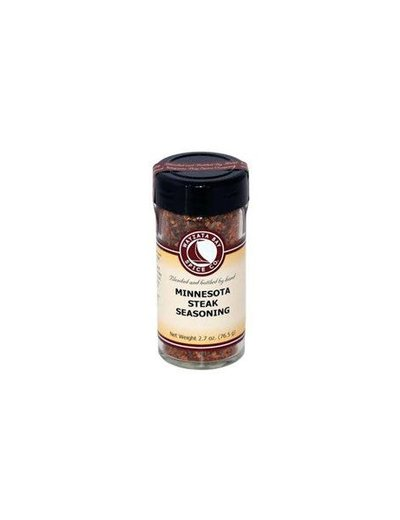 Wayzata Bay Spice Company Minnesota Steak Seasoning
