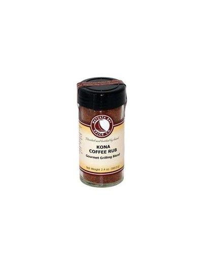 Wayzata Bay Spice Company Kona Coffee Rub IA