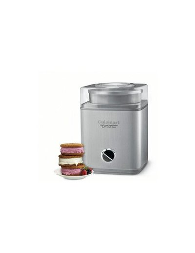 Cuisinart Pure Indulgence Ice Cream Maker 2 qt S/S