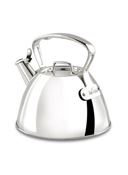 All-Clad Stainless Steel Kettle 2-Quart
