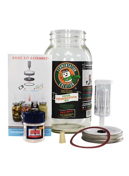 Fermentation Creation Food Fermentation Creation Kit