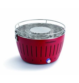 Lotus Grill Smokeless Grill Portable Tailgater GT - Blazing Red