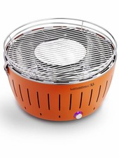 Lotus Grill Smokeless Grill Portable Tailgater GT - Mandarin Orange