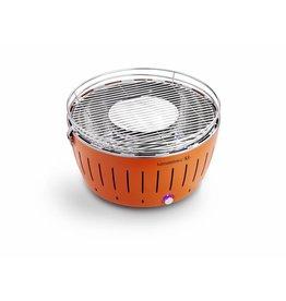 Lotus Grill Smokeless Grill Portable Tailgater GT - Mandarin Orange